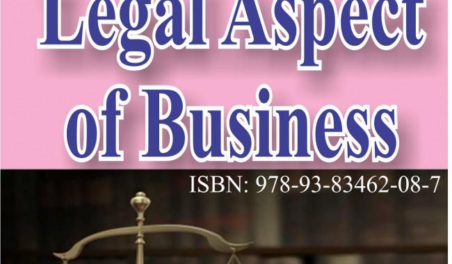 Legal Aspect of Busincess