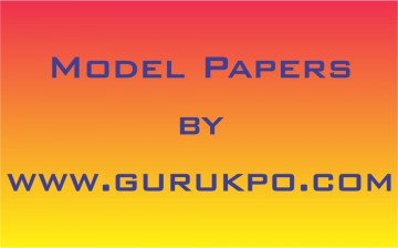 model papers 3